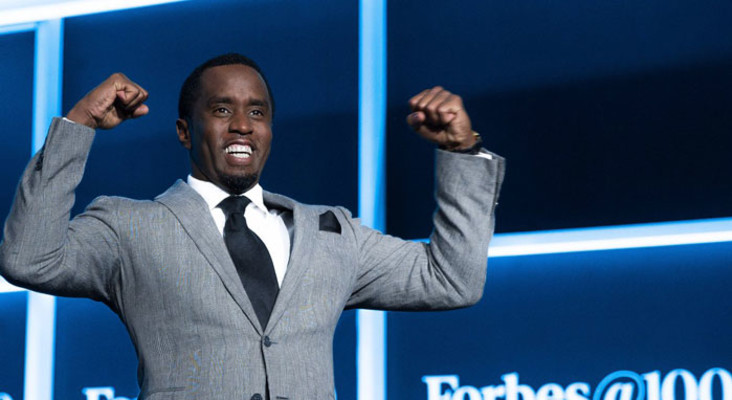 Sean Combs leads 4 black artists as world's highest paid musicians