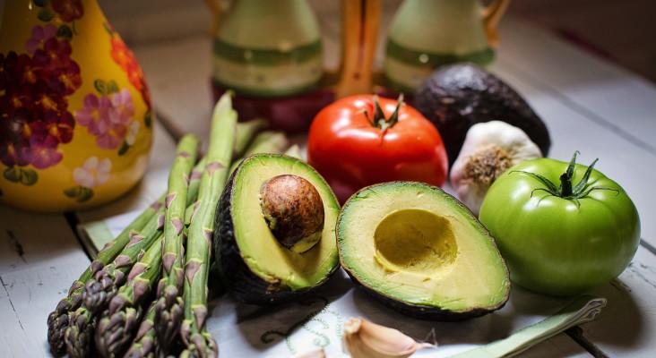 让美味的木乃伊用你的新鲜蔬菜和肉来帮助你