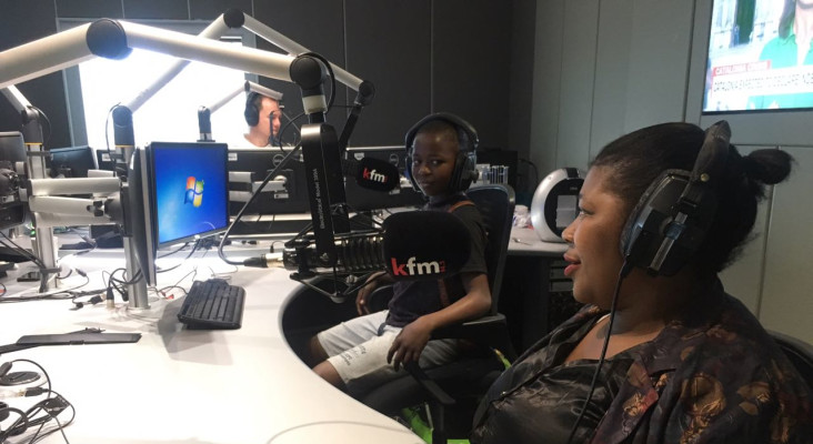 Hout Bay boy given a second chance at life