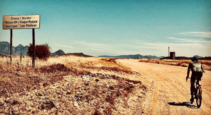 HotChillee CC Cape Town Gravel Ride