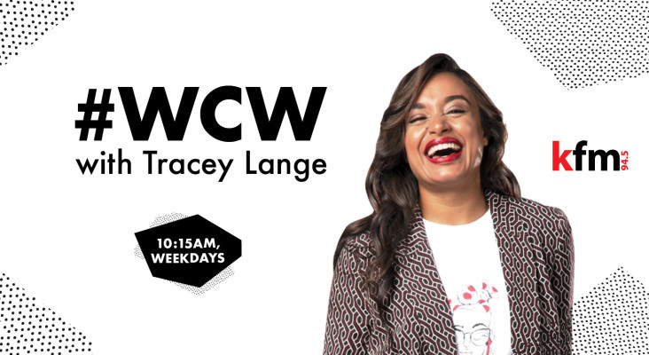 Tracey Lange's #WCW: Motivational speaker, and international author Lynn Hill