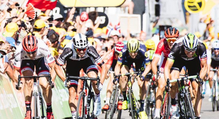 'We're going in hot' - Team Dimension Data saddles up for Tour de France