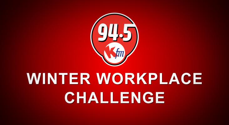 Winter Workplace Challenge