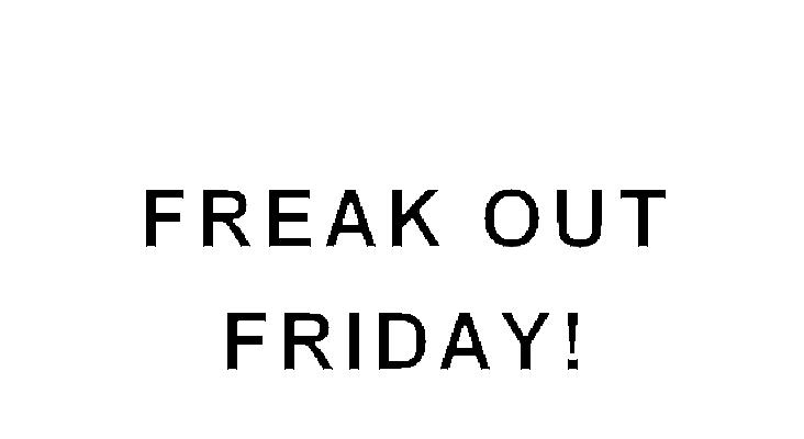 Freak out Friday on KFM Breakfast
