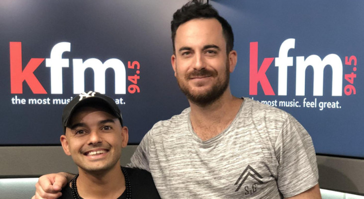 'Kiss Me' gets 2021 update thanks to DJ Cosher