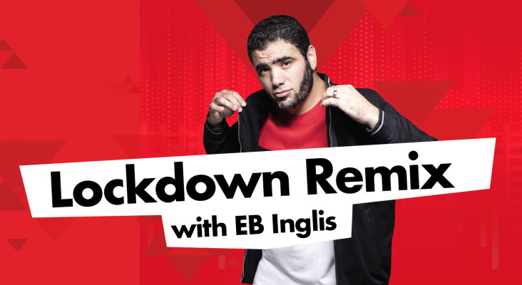 Listen and rate all of EB Inglis' Lockdown Remix tracks!