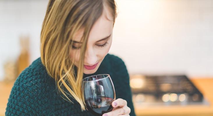 Whackhead's Prank: Gargling wine for Jennifer
