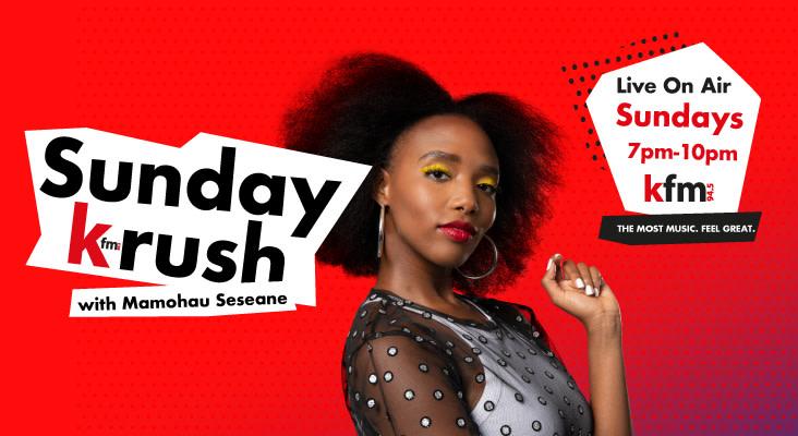 7 Questions with #KfmSundaze presenter, Mamohau Seseane