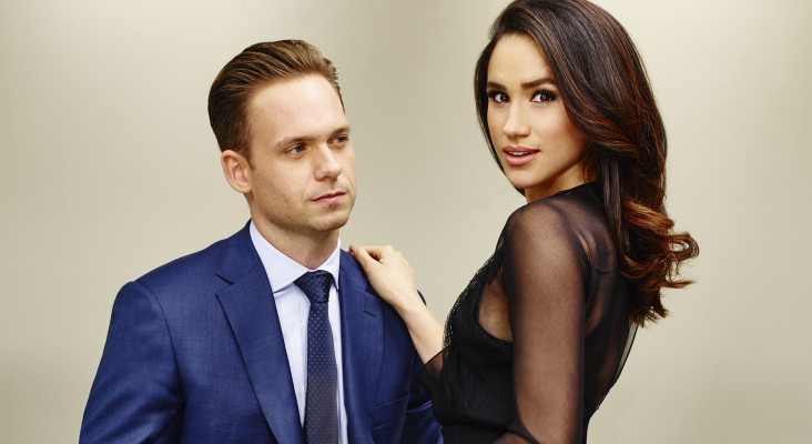 Patrick J. Adams and Meghan Markle set to depart television series Suits