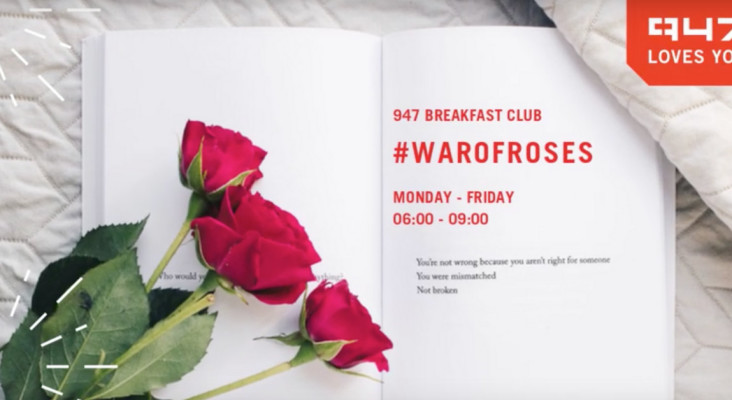 Mark, Cynthia and Amanda... The love triangle that shook the #WarOfRoses