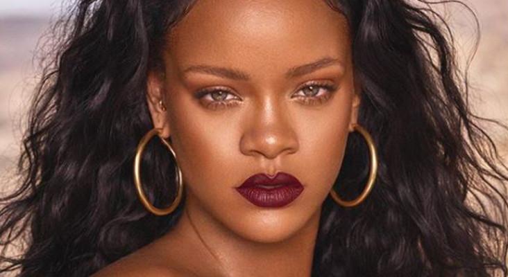 Rihanna accuses Snapchat of shaming domestic violence victims