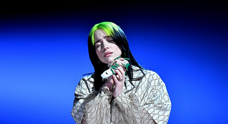 Listen to the new James Bond theme song by Billie Eilish