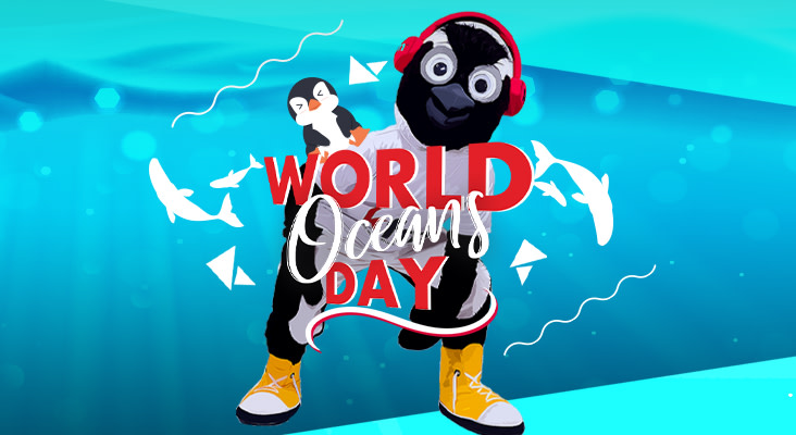 Rocket's guide to World Oceans Day 2021 activities