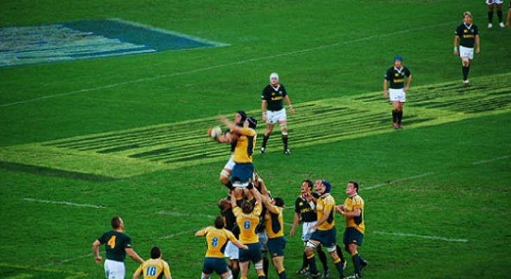 Endorsement shows SA's RWC 2023 bid the best - SA Rugby boss Jurie Roux