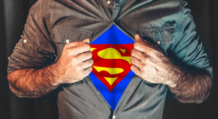 [LISTEN] Kiddiepedia - What's your dad's super power?