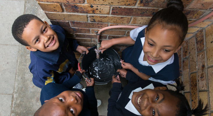 Smart Water Meter Challenge: Push for schools to monitor water usage themselves.