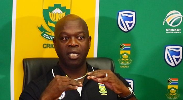 Ottis Gibson optimistic about leading the Proteas to the top