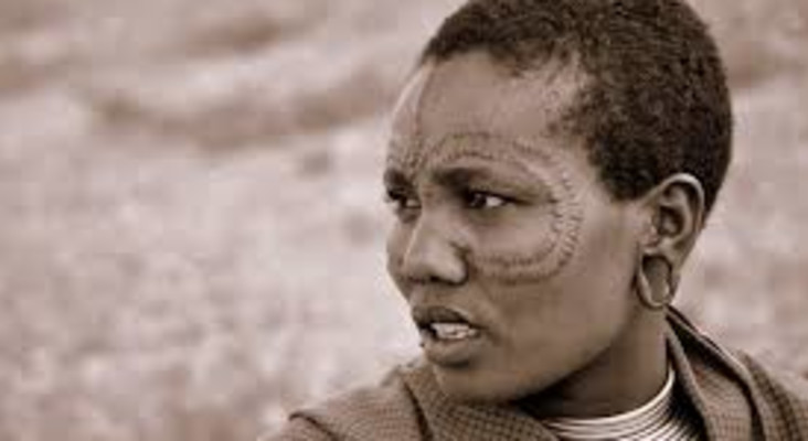 How body scarification is rooted in ancient African history