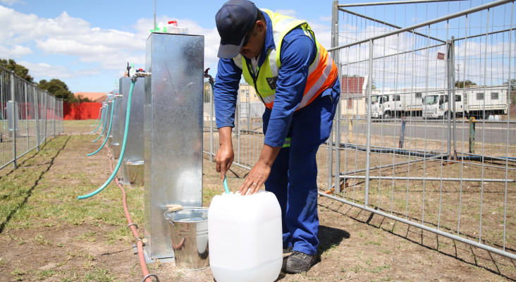 CoCT to finalise a list of water collection points for #DayZero