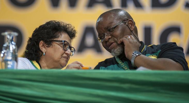 ANC Top Six elected