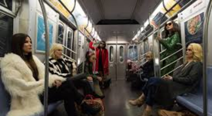 Watch the trailer for Ocean's 8 (the Ocean's trilogy spin-off)