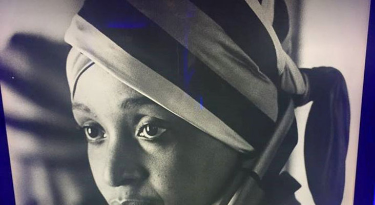 'Winnie was born Mpondo princess from an important Eastern Cape family'