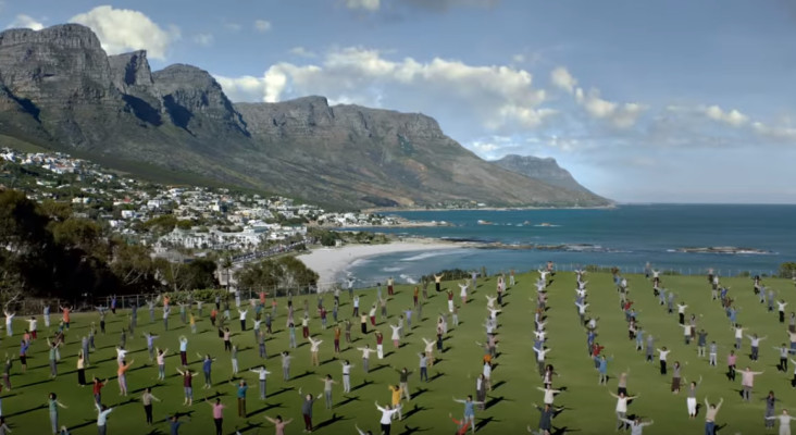 WATCH: Cape Town stars in Apple's brand-new ad