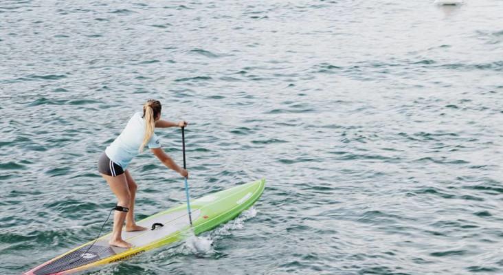Hout Bay SUP surf star Khara Doyle to represent SA at world champs