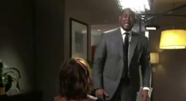 R. Kelly Playing Victim?
