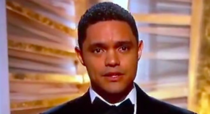 [VIDEO] Trevor Noah's Xhosa phrase at the Oscars...and what it really means