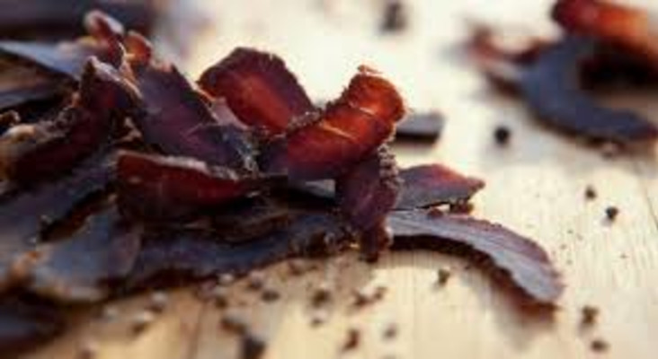 A PHD in South Africa's much loved treat: Biltong