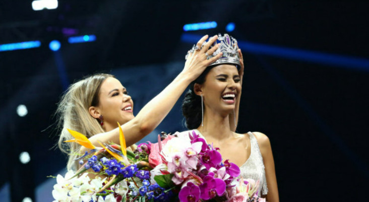 Tamaryn Green, Miss South Africa 2018, chats to the Kfm Mornings team