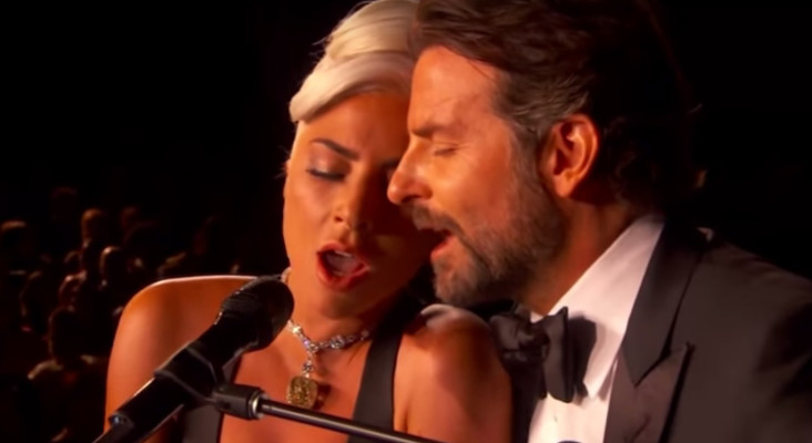 WOW! Watch Lady Gaga and Bradley Cooper perform 'Shallow' at the Oscars