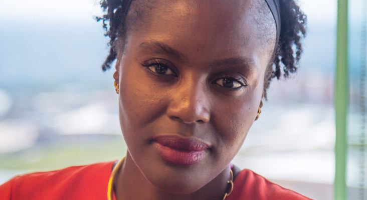 Meet powerhouse economist Thabi Leoka
