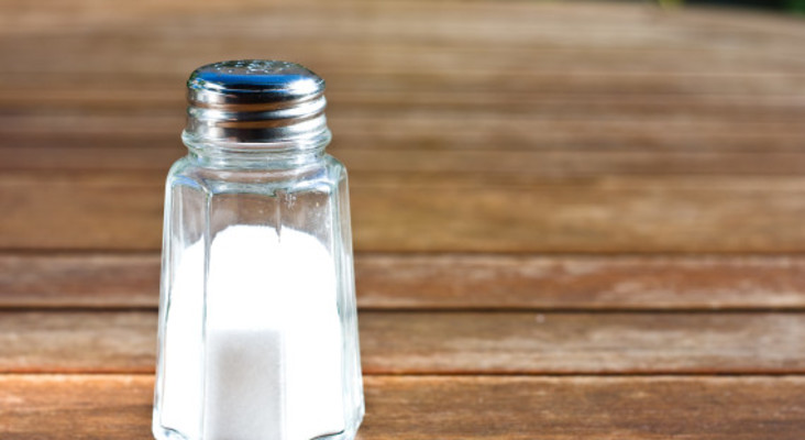 Scientists are still looking at why salt causes high blood pressure