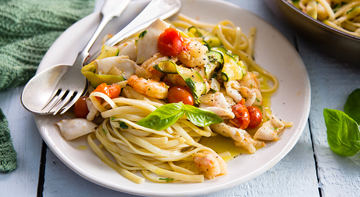 How to make seafood pasta like a pro (even if you're a rank amateur)