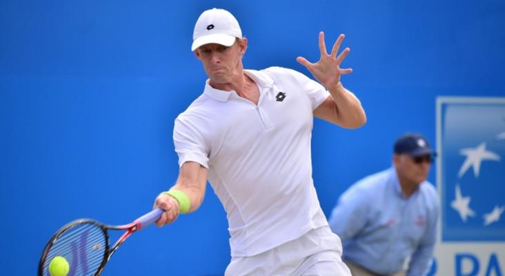 Kevin Anderson beats Roger Federer in Wimbledon quarter-finals
