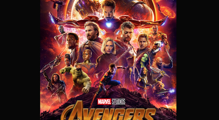 'Avengers: Infinity War' shatters local box office record on debut weekend