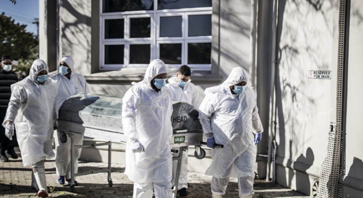COVID-19: W Cape records 45 new deaths