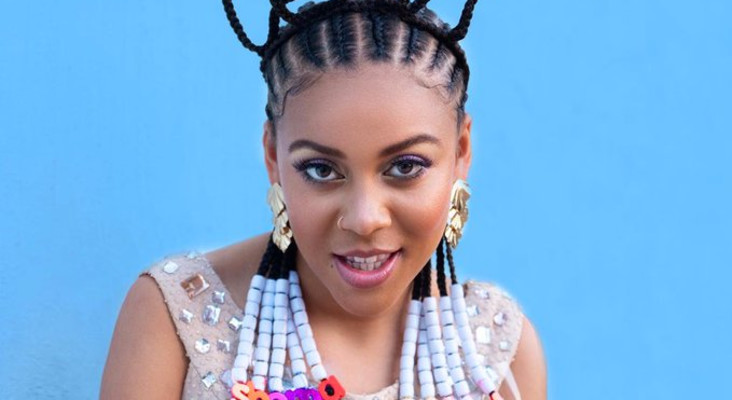 Sho Madjozi officially drops viral hit 'John Cena' and shares inspo behind it