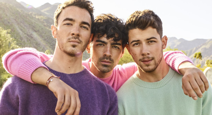Jonas Brothers release highly anticipated album, 'Happiness Begins'