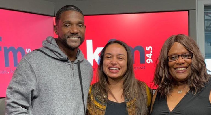US Olympians bring their youth empowerment initiative to Cape Town