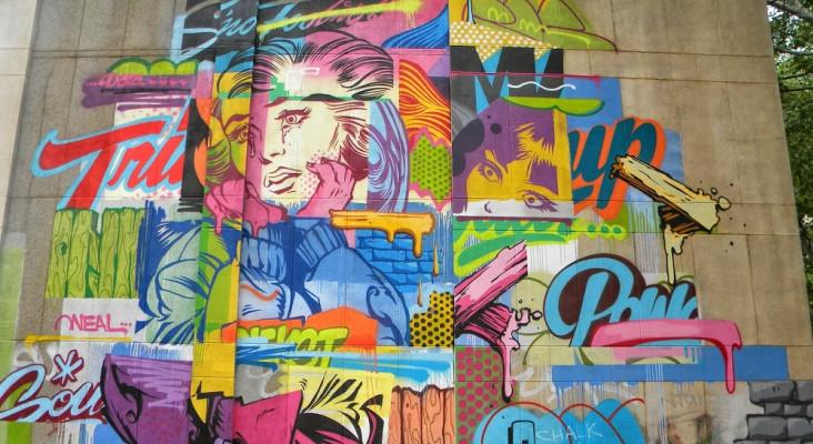 Embracing Jozi's graffiti culture