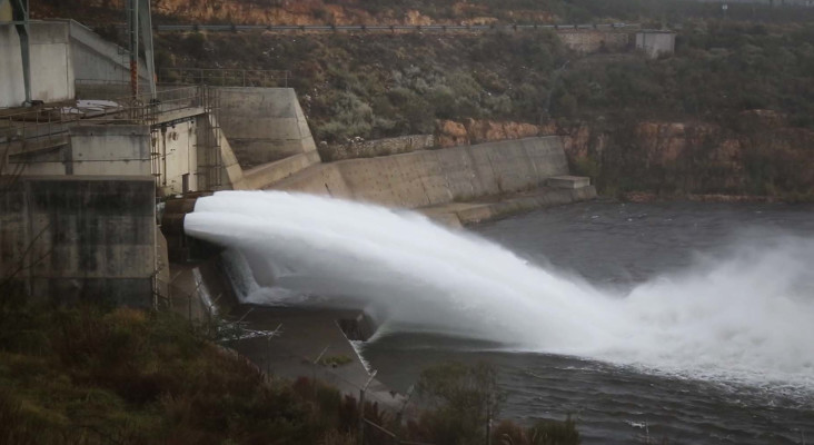 Water released from Berg River Dam replenishes supply for West Coast towns