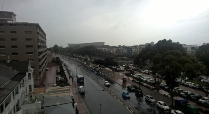 Authorities on high alert as cold front brings heavy rain to CT