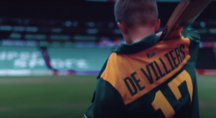 AB de Villiers collabs with Karen Zoid, Ndlovu Youth Choir with 'The Flame'