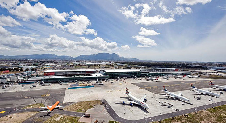 R7bn set aside to refurbish Cape Town International Airport