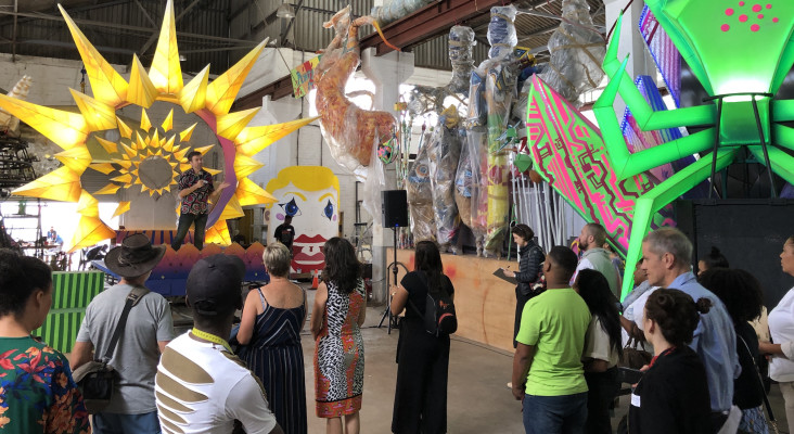 Behind the marvels that make the Cape Town Carnival sensational