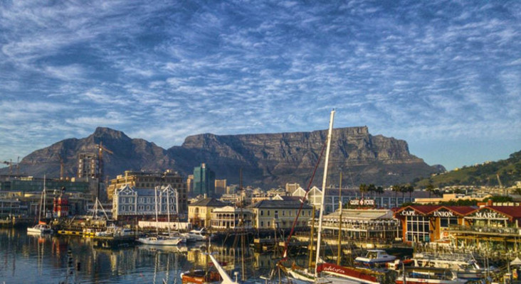 Get out!  - CPT tourists encouraged to beat load shedding by 'getting outside'