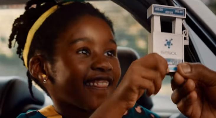 [WATCH] 10 most-liked TV adverts in SA (Sasol 'Glug Glug' tops the list)